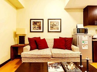 1 bedroom Apartment with Internet Access in Makati - Makati vacation rentals