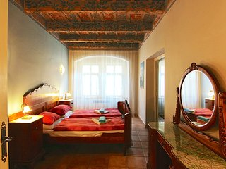 Beautiful 2 Bedroom Apt in 16th Century House - Prague vacation rentals