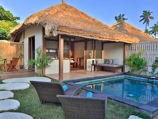 Villa with private swimming pool - Gili Air vacation rentals