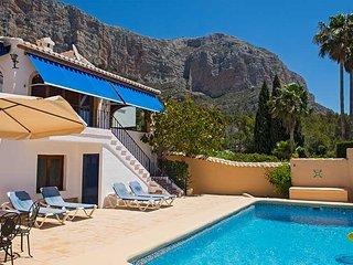 Villa Colores Jávea, pool, air-con, valley views - Javea vacation rentals