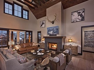 Blackstone Lodge - New! 4BR Private Mountain Luxury Home - Steamboat Springs vacation rentals