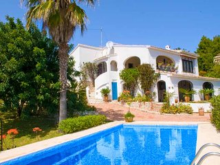 Villa Bruja, Jávea, pool, WiFi, Freesat,greatviews - Javea vacation rentals