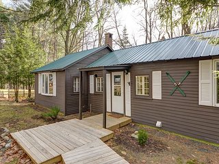 "BRAND NEW: Great Location! Walk to Cranmore or N Conway Village!"" - North Conway vacation rentals"