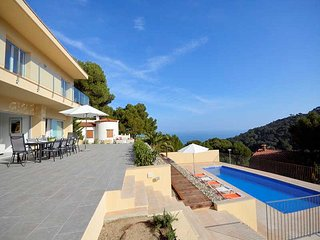 Villa 10p. in Begur Costa Brava with fantastic sea view, private pool - Begur vacation rentals