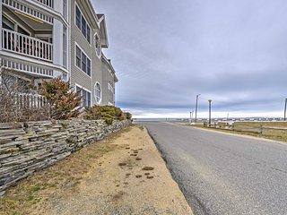 NEW! 3BR Oak Bluffs Condo Steps from the Ocean! - Oak Bluffs vacation rentals