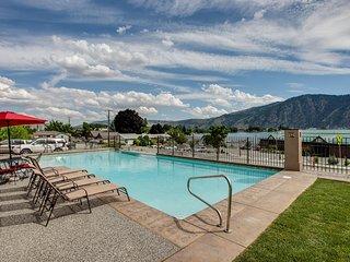 NEW! Bright 3BR Manson Condo w/Lake Chelan Views - Manson vacation rentals