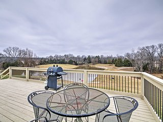 NEW! Peaceful 1BR Berger Apartment on a Farm! - Berger vacation rentals