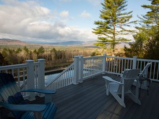 Beautiful House with Balcony and Mountain Views - Bethel vacation rentals