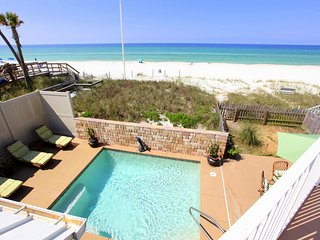 Luxury Beach Front Home, Private Pool, Pet Friendly, Private Beach Access - Thomas Drive vacation rentals
