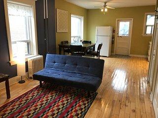 Warm & cozy 2 bedroom in heart of Little Portugal - Toronto vacation rentals