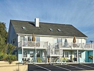 NEW! 5BR North Myrtle Beach Home - Steps from Beach! - North Myrtle Beach vacation rentals