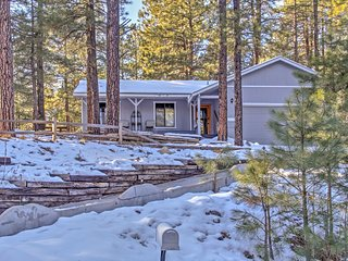 NEW! 3BR Flagstaff House Surrounded by Nature! - Flagstaff vacation rentals