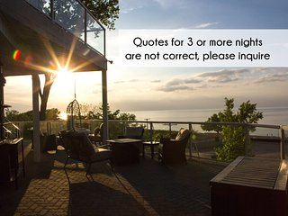 Beachfront Villa Slps 30, Chicago-40min, 2+ Ngt quotes NOT Accurate, please ask! - Gary vacation rentals