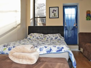 Sunny Spacious Studio - E. Village! - New York City vacation rentals