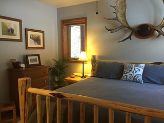 Moose Room at Two Bears Inn Bed & Breakfast - Red Lodge vacation rentals