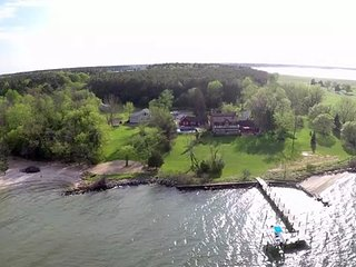 My Chesapeake Retreat 27 acre waterfront estate - Cambridge vacation rentals