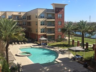 Superbowl loft rental // amazing view // walking distance from reliant - Southside Place vacation rentals