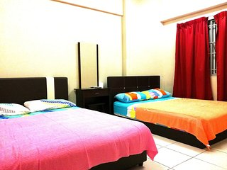Nice Condo with Internet Access and A/C - Kuala Lumpur vacation rentals