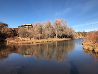 The Pecos River Cliff House, it is Magical! - Santa Fe vacation rentals