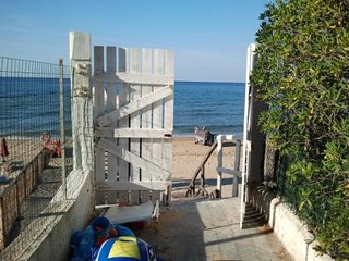 A nice house on the beach in Sperlonga for 4/6 persons - Sperlonga vacation rentals