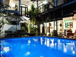 Nice 4 bedroom Bed and Breakfast in Siem Reap - Siem Reap vacation rentals