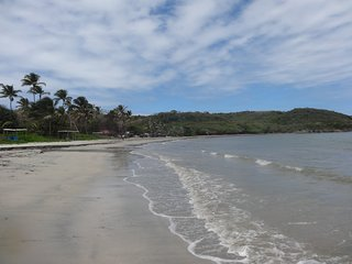 Fabulous 2 bedroom 2 bathroom apartment on private beachside develpment - Cas En Bas vacation rentals
