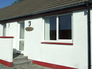 Alan's House, semi-detached cottage overlooking Staffin Bay - Staffin vacation rentals