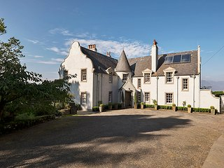 The Wing at Duirinish Lodge, set in 18 acres of gardens and woodlands. - Duirinish vacation rentals