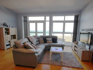 The Penthouse Luxury 3 bed Fistral Beach Apartment - Newquay vacation rentals
