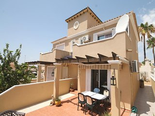 Semi- detached villa in Villamartin, El Galan - San Miguel de Salinas vacation rentals