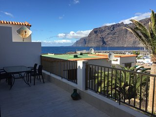 Apartment in Los Gigantes with stunning views - Los Gigantes vacation rentals
