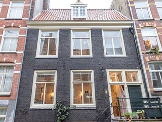Characteristic house in the center of Amsterdam - Amsterdam vacation rentals