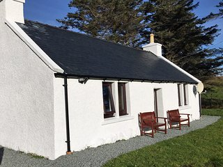 Shepherd's Cottage, set in a peaceful location overlooking Loch Eynort - Carbost vacation rentals