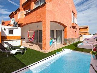 Villa Paradise. Fantastic villa with private pool - Corralejo vacation rentals