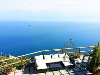 Villa Turquoise overlooking the sea, Amalfi Coast - Conca dei Marini vacation rentals