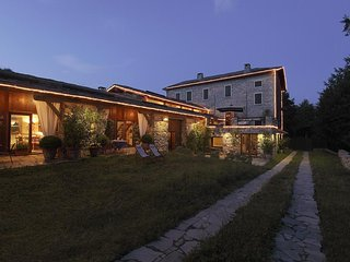 Cernobbio hill, Lake Como, Luxury cottage with cover pool - Cernobbio vacation rentals