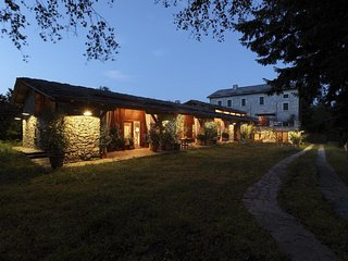 Cernobbio hill, Lake Como, Luxury Cottage with cover pool - Cernobbio vacation rentals