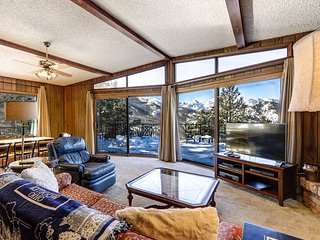 Bright House with Deck and Internet Access - Estes Park vacation rentals