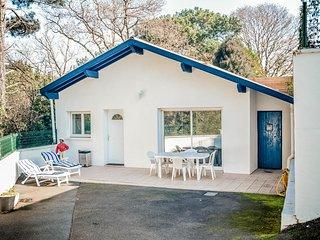 BIARRITZ  Maison, 3 chambres , terrasse, vue foret, 650m plage - Biarritz vacation rentals