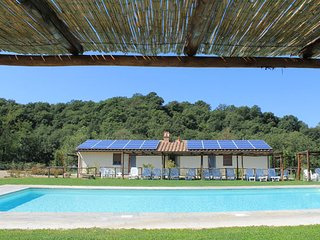 COTTAGE ARCOBALENO  garden / panoramic gazebo / pool - Pergine Valdarno vacation rentals