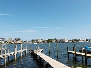 Bayfront House 3 BR 2 BA 2 Slips. Ship Bottom Lbi Bring Your Boat! Walk to Beach - Ship Bottom vacation rentals