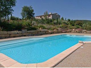 Domaine de la Goutine,maison de prestige en pleine nature,17 personnes - Villarzel-du-Razes vacation rentals