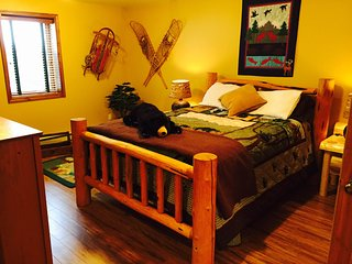 Bear Room At Two Bears Inn Bed & Breakfast - Red Lodge vacation rentals