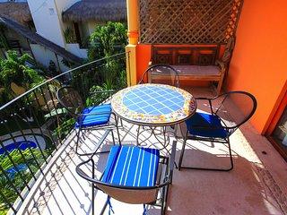 COCCINELLA B302 - Private rooftop 1 Block to Beach - Playa del Carmen vacation rentals