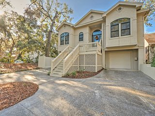 NEW! Great 4BR Hilton Head Island House w/ a Pool! - Hilton Head vacation rentals