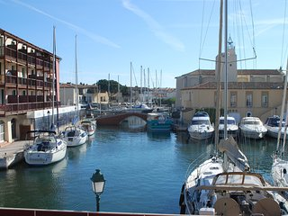 Nice Apartment with A/C and Balcony - Port Grimaud vacation rentals