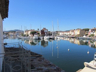 Nice Villa with Balcony and Water Views - Port Grimaud vacation rentals