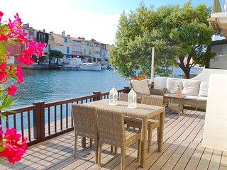 4 bedroom Villa with A/C in Port Grimaud - Port Grimaud vacation rentals