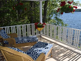 Classic Shingled Lakeside Cottage on Maine's Beautiful Down East Coast - Sedgwick vacation rentals