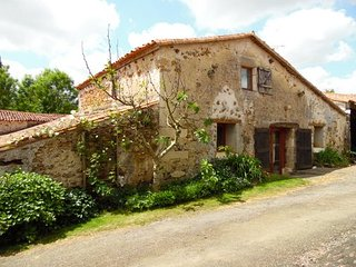 Gite in La Nauliere, Deux Sevres region of France. - Secondigny vacation rentals